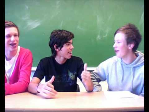 Lærer norsk på youtube