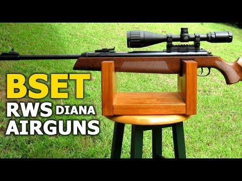 Top 5 Best RWS Air Rifles - Most Accurate Diana RWS Airguns