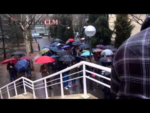 Estudiantes de toda Castilla-La Mancha se movilizan para tumbar el decreto 3+2