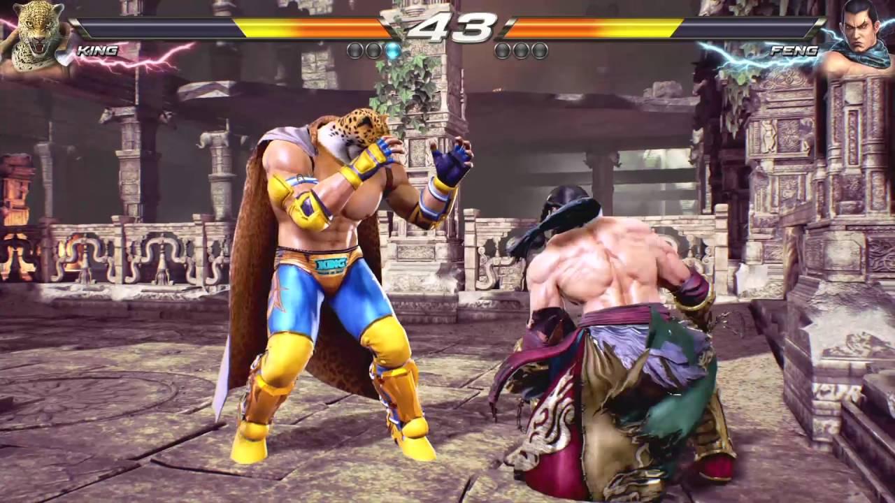 Image result for tekken 7 gameplay pc