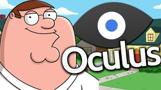 Oculus Rift - BE INSIDE FAMILY GUY! (Virtual Reality Games) Thumbnail