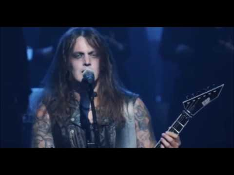 Satyricon in studio for new album - HIM Farewell Tour - Avatarium, Hurricanes And Halos