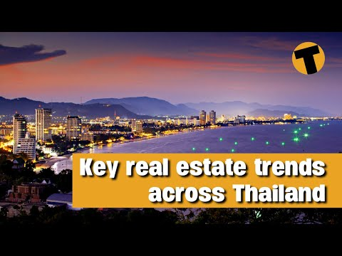 Key real estate trends across Thailand's resort markets