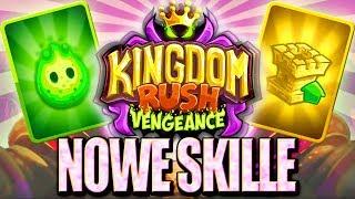 WIEŻYCZKI 4 TIER | NOWE SKILLE | #003 | Kingdom Rush Vengeance | PL
