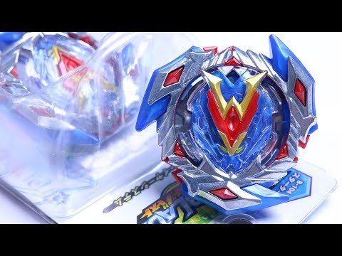 NEW WINNING VALKYRIE UNBOXING AND TESTING  Beyblade Burst Super Z Cho Z Chouzetsu ベイブレードバースト 超ゼツ