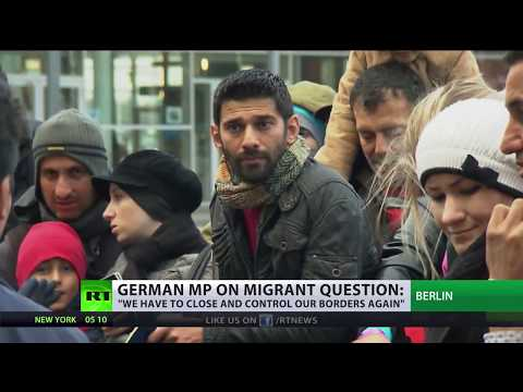 Germany unable to deport 65,000 failed asylum seekers because they don't have any IDs