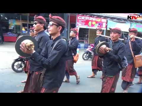 Nyiar Lumar 2018, Helaran Budaya: Bali Dan Majapahit Ikut Memeriahkan