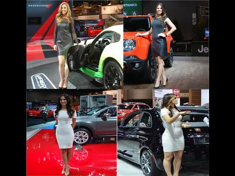 Chicago Auto Show HOT New MODELS YouTube - Car show chicago today