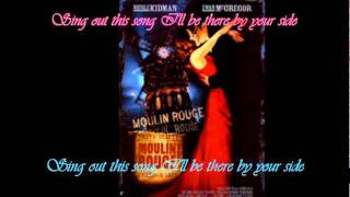 Moulin Rouge - Come what may (karaoke version)
