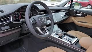 2020 Audi Q7 Clearwater, Tampa, St. Petersburg, Palm Harbor, Largo, FL LD001030