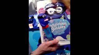 Candylicious Bubbles by Little Kids- NY Toy Fair 2016