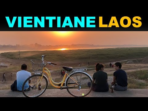 A Tourist's Guide to Vientiane, Laos 2019