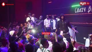 Chege, Mensen, Zaiid, Country Boy walivyokiwasha kwenye Party Ommy Crazy
