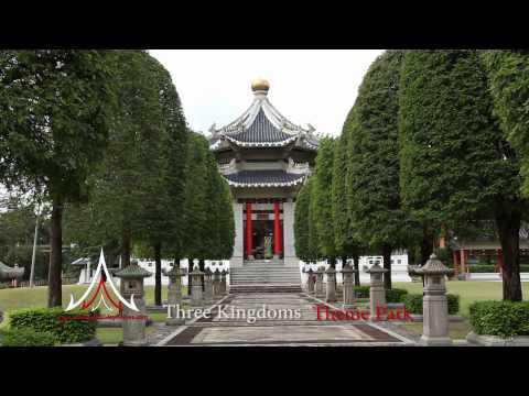 Pattaya Attractions – Three Kingdoms Theme Park