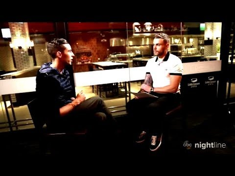Adam Rippon (America's Sweetheart) Interviewed By Olympic Medalist Gus Kenworthy (Nightline)