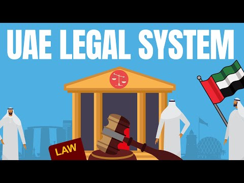 UAE Legal System explained
