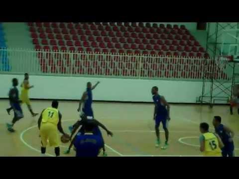 Allen Williamson Basketball Highlights Kuwait Al Sahel