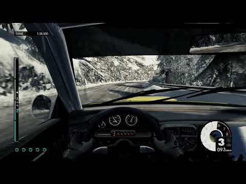 GAMEPLAY:DIRT3, RIVERIA OPEN RACE 2 OF 2, MONTE CARLO, GORGES DE PIAON