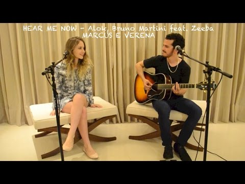 Hear Me Now - Alok Marcus e Verena - Loop Pedal Cover