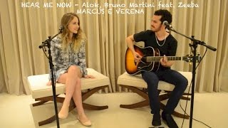 Hear Me Now Alok Marcus E Verena Loop Pedal Cover