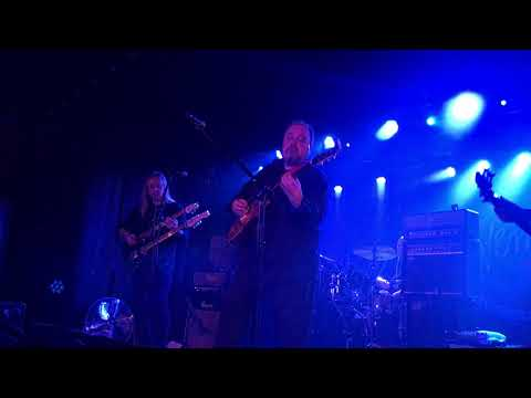 Steve Rothery Band Old Man Of The Sea Oran Mor Glasgow 14 05 2018