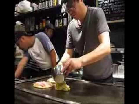 0 Japanese Food Okonomiyaki