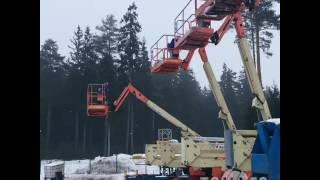 видео Аренда подъемников в Липецке