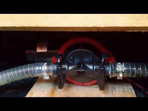 Problem with SPX Johnson Marine Pump (Viking Power) - part 1