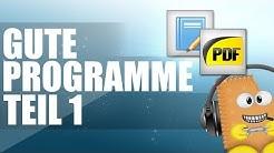 Geile Programme die kaum jemand kennt :D | Lieblingsprogramme | Teil 1