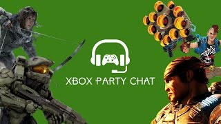 This is XBOX PARTY CHAT