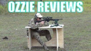 ATA Tactical Portable Shooting Bench