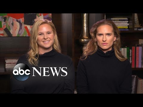 George H.W. Bush's granddaughters share memories, life lessons