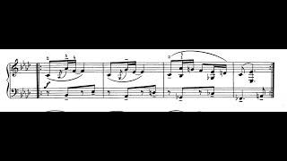 Alejandro García Caturla - Piece of Cuban Style in F minor
