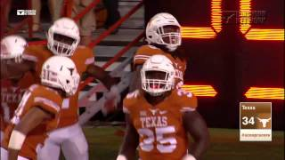 Texas Gameday Final: Rice -- Charlie Strong Visit [sept. 12, 2015]