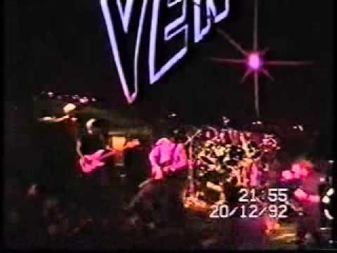 Rudimentary Peni - Live at The Venue, London