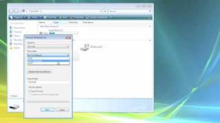 How to: Format USB Drive