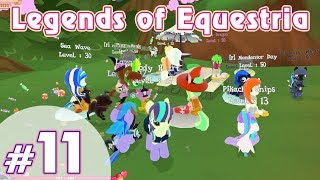 Секретка PVP зоны - Legends of Equestria - #11
