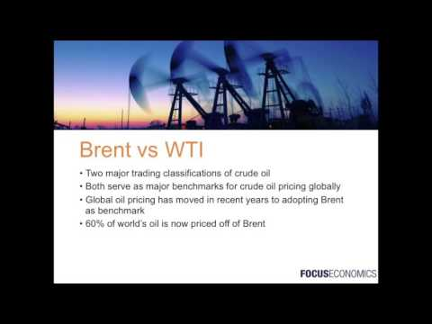 WTI vs Brent - What is the Difference?