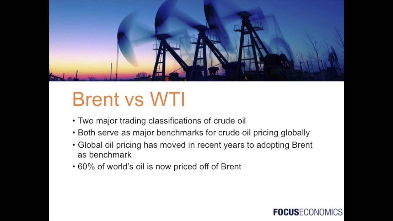 What is the Difference between WTI and Brent Crude Oil?