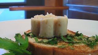 Паштет из фасоли видео рецепт. Книга о вкусной и здоровой пище