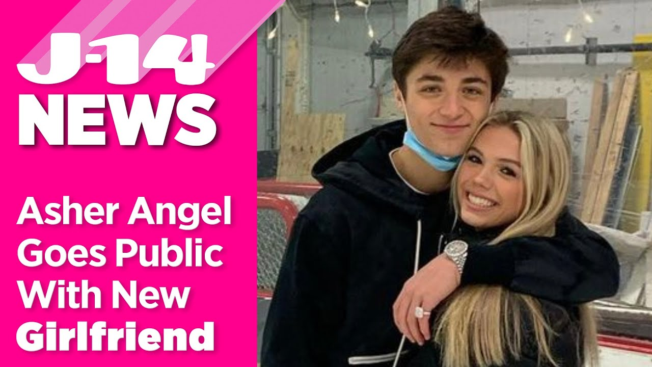 Asher Angel Goes Public With New Girlfriend Caroline Gregory
