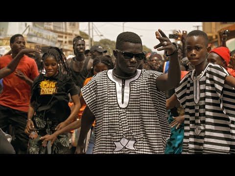 O Boy & Gambian Child - AHJINDI (Official Video)