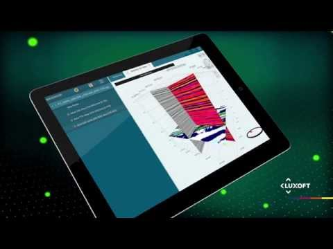 Geo Viewer - a smart suit of applications for Oil and Gas industry