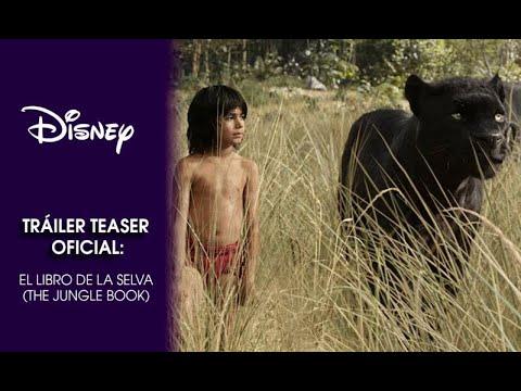 El Libro de la Selva (The Jungle Book)   Teaser trailer