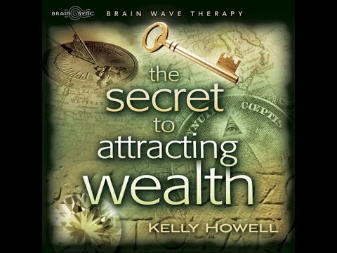 Law of Attracting Money   Brain Sync   Official Video Kelly Howell