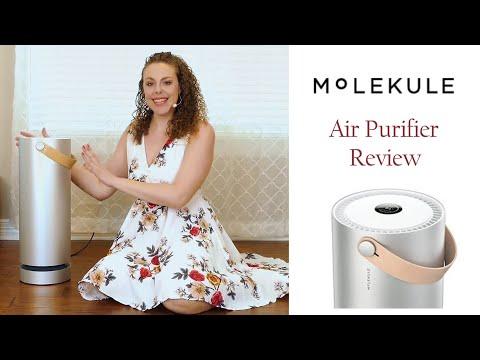 Better Sleep & Less Allergies, My Review of Molekule Air Purifier, How it Works, Healthy Home