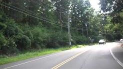 Drive Along Main Street Oakville CT & Watertown CT  Summer 2012