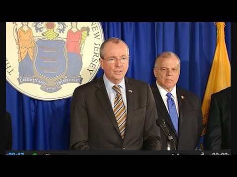 NJ Gov. Eyes Regional Approach on Guns
