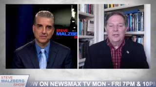 "Malzberg | Tom DeLay: Trump Wanting to Work With Dems a ""Rookie Mistake"""