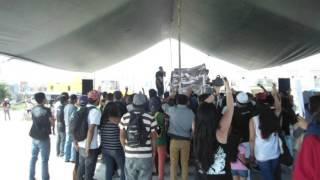Caravana respeto Hip Hop en sabadazo (Aczino, Topis, Pala etc) - 24 Mayo 2014